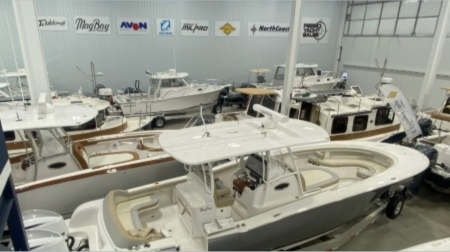 Reed Yacht Sales Showroom