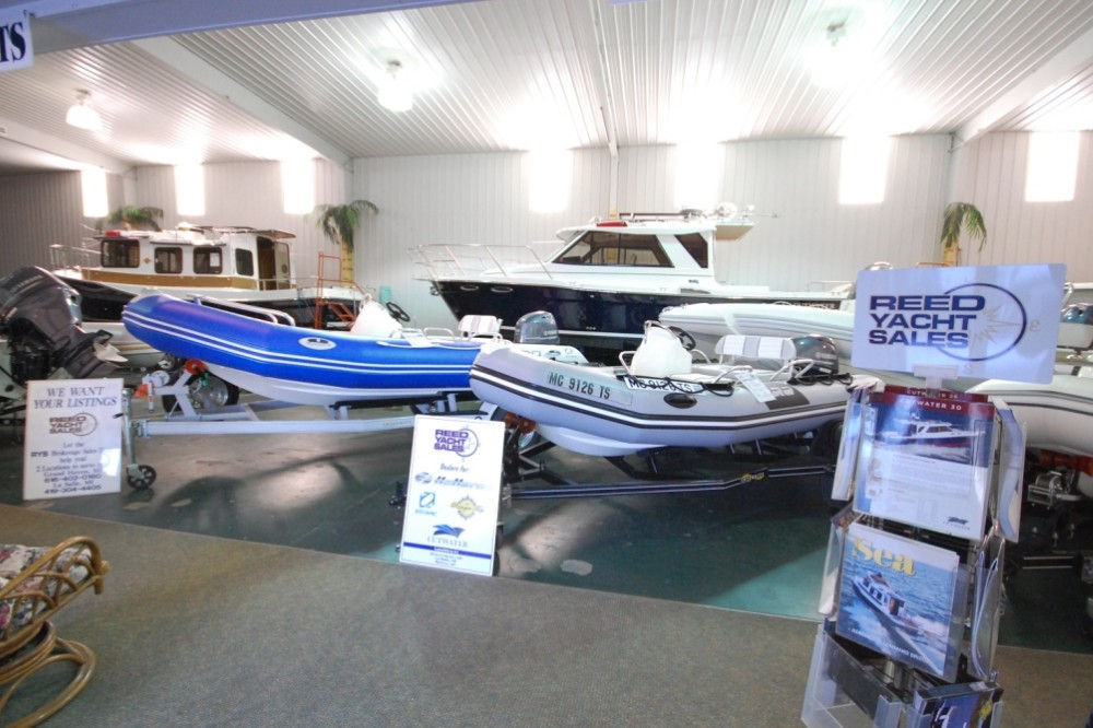 LaSalle Location, Reed Yacht Sales Lasalle, MI Showroom, Image 9 of 13